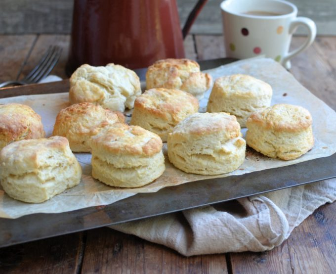 Just Baked Biscuits