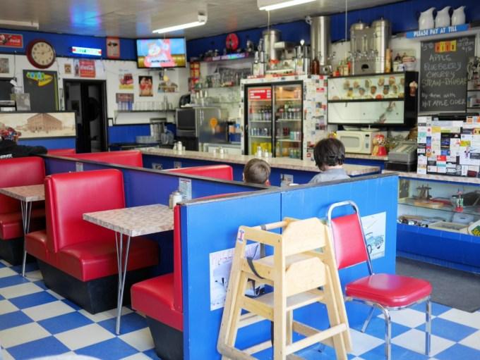 Park Cafe and Diner