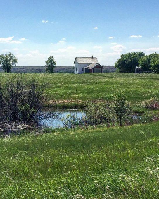 Batoche Caron's Home Farm