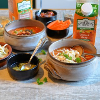 Beating the Cold Weather with Nutri-Soups