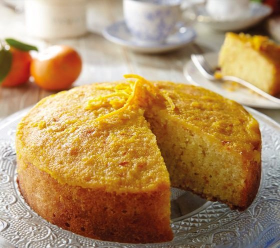 Clementine & Almond Cake - Today I am sharing a delightful recipe for Meg Rivers Clementine & Almond Cake, which would be perfect for Mothering Sunday or Easter, as well as an opportunity to win a Meg Rivers 6 month subscription to the Cake Club, a really delectable prize that is worth £120!