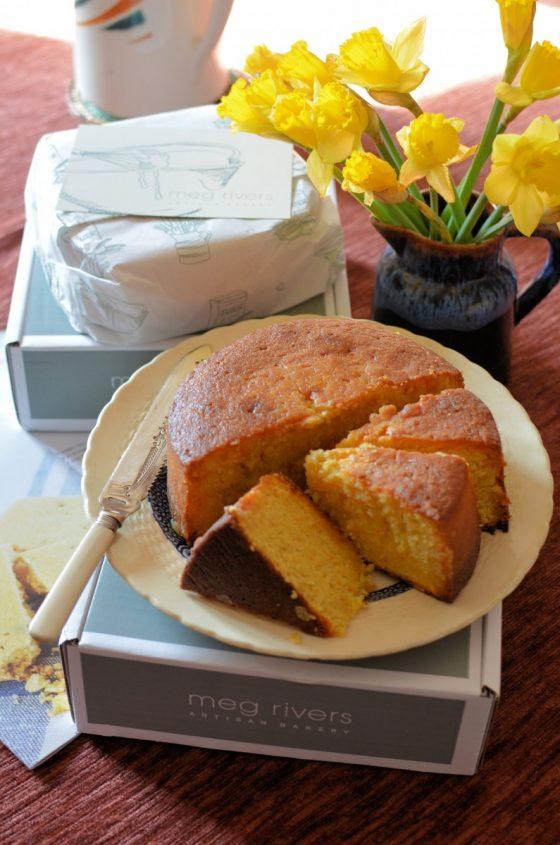 Meg Rivers Cake
