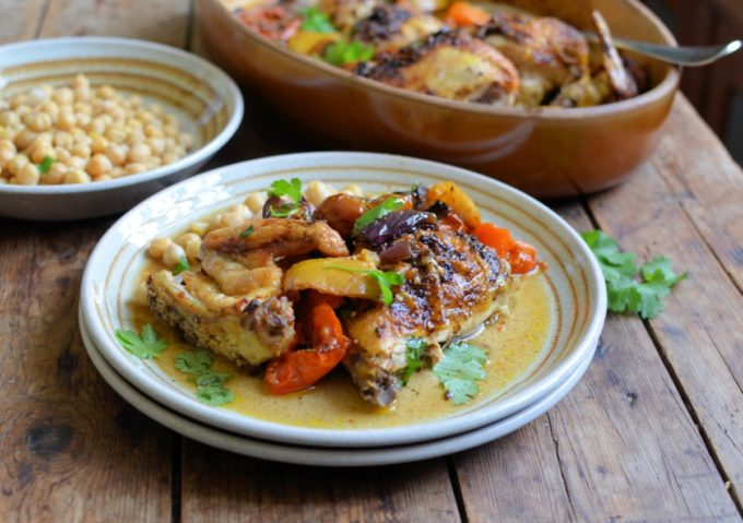 Maghreb Chicken