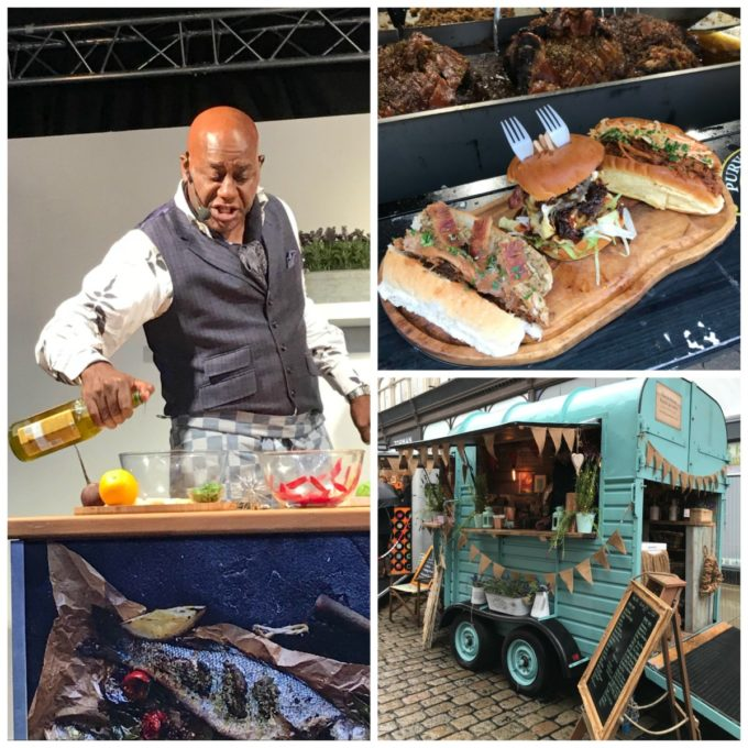 Bolton Food Festival Ainsley Harriott