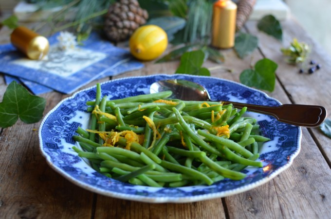 Green Beans with Citrus