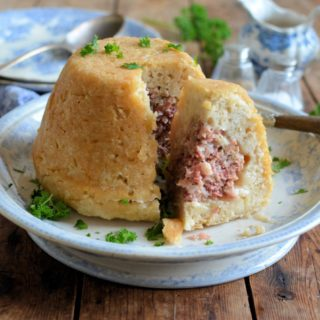 Norfolk Plough Pudding for Plough Monday