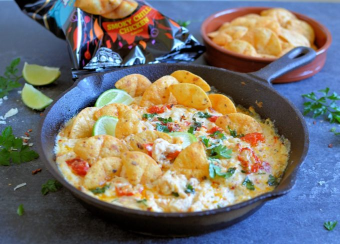 Hot Cheese & Pimento Dip