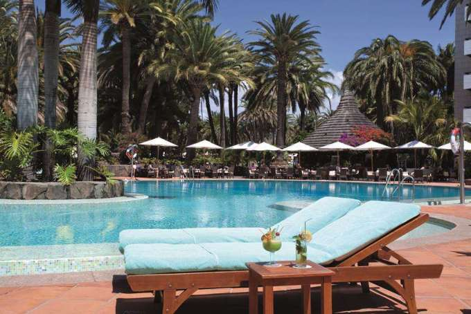 Seaside Palm Beach Hotel Maspalomas