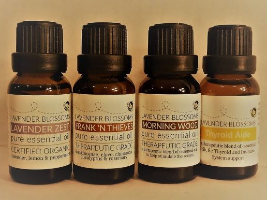 House Blend Essential Oils