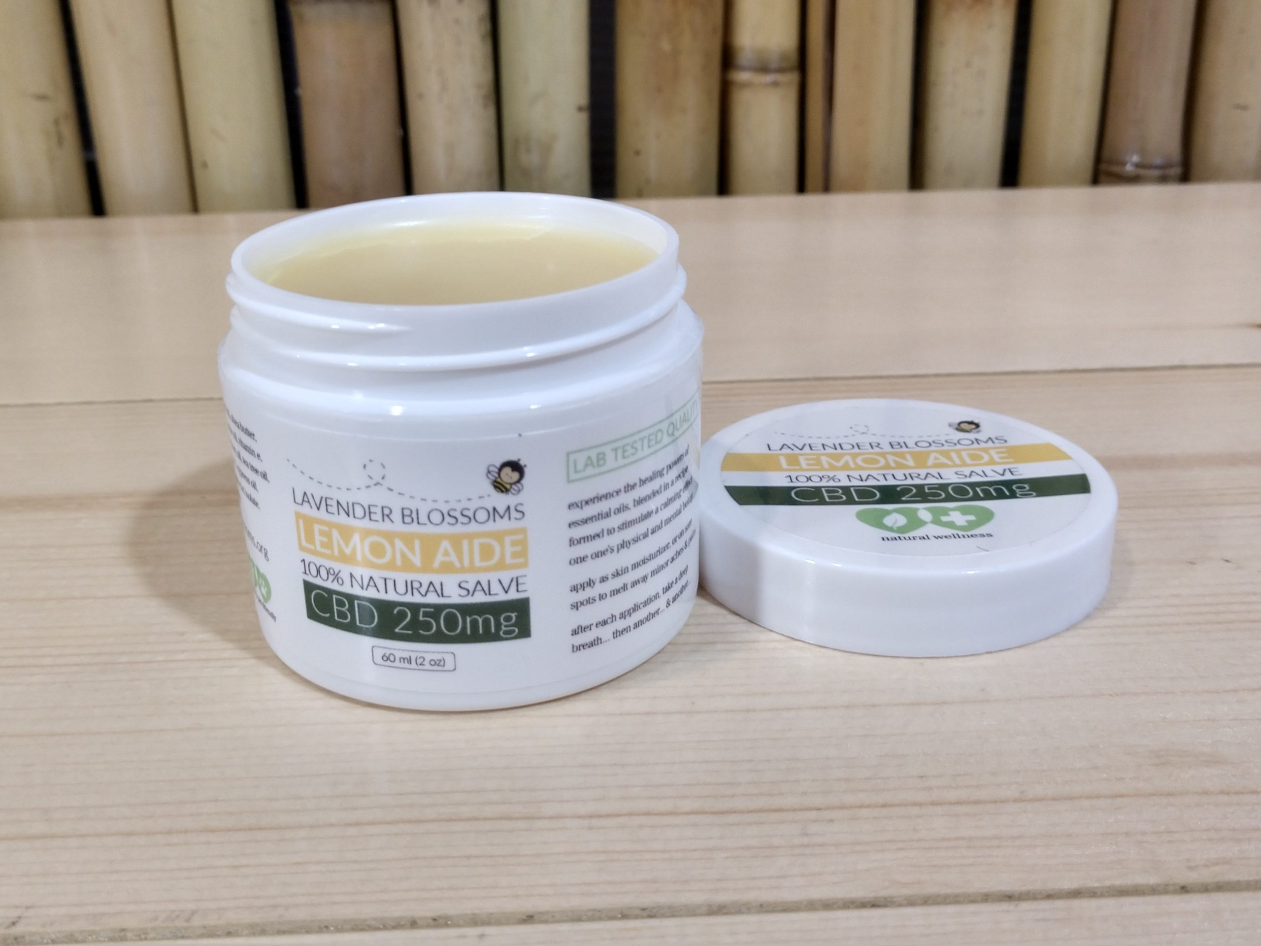 CBD Salve – LemonAide