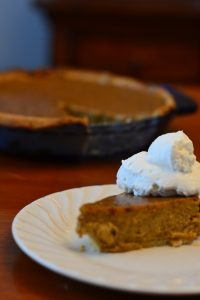 The perfect spiced pumpkin pie recipe