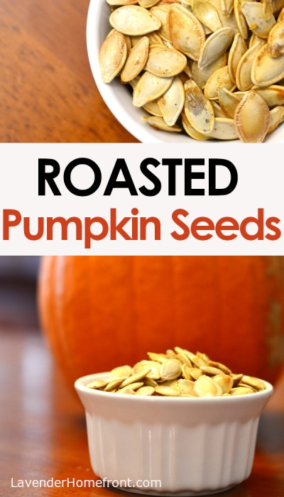 how and why you should roast your own pumpkin seeds