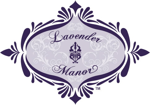 Lavender Manor Logo - Medium
