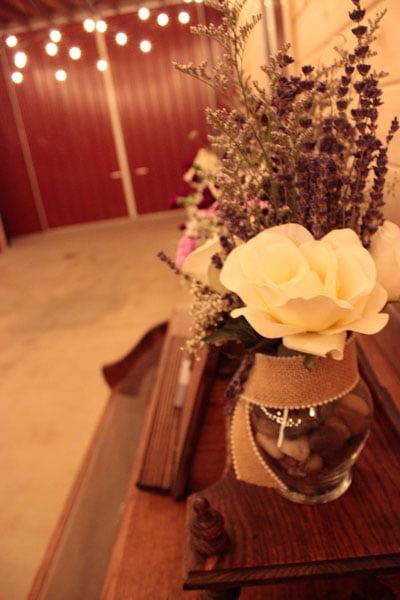Lavender Arrangement