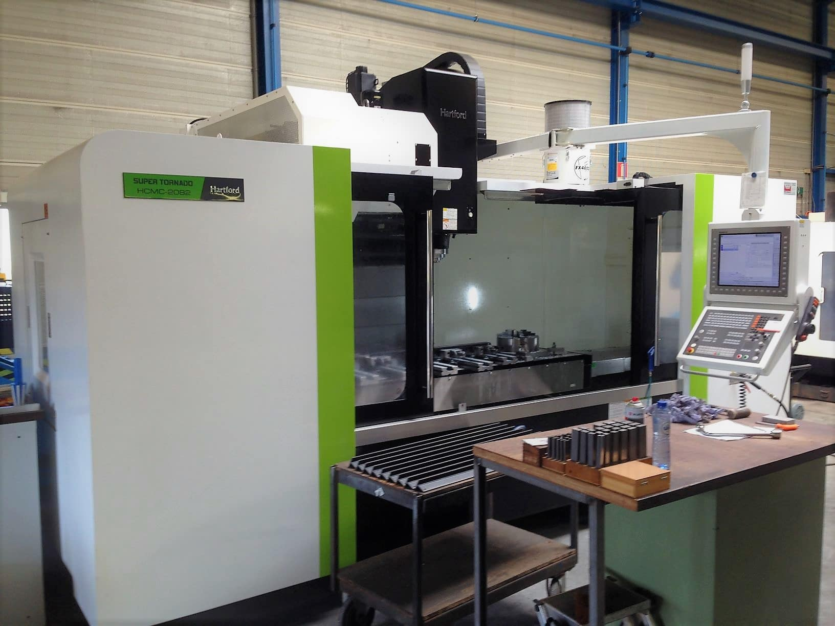 CNC freesmachine