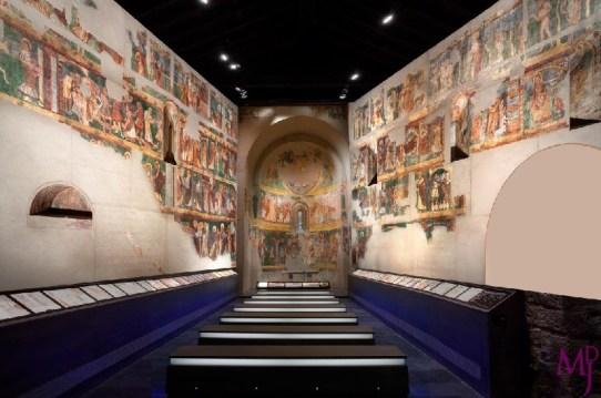 Resultado de imagen para museo diocesano de jaca - arte románico jaca