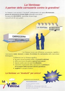 La ventosa - Campagna 2002