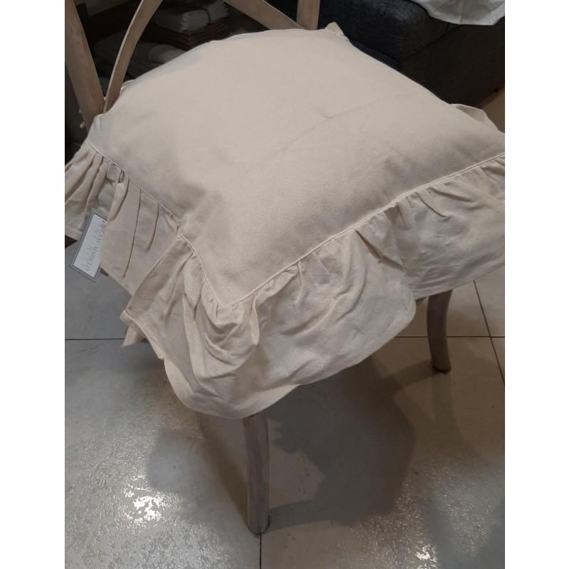Cuscino con galetta blanc mariclo azzurro. Copricuscino Sedia Blanc Mariclo Infinity Collection La Vetrina Di Rita