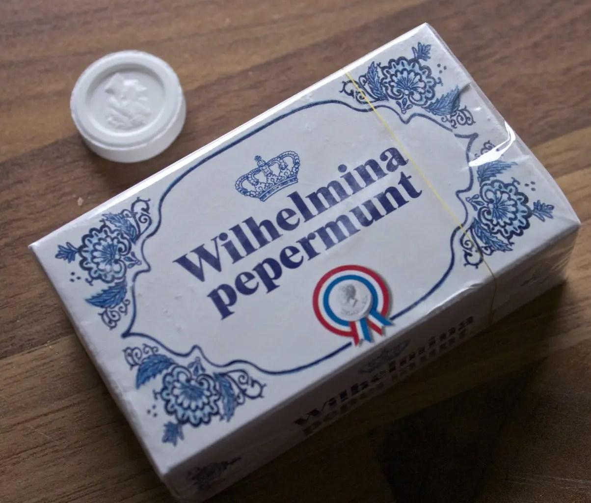 Lav FODMAP peppermyntedrops: Wilhelmina Pepermunt