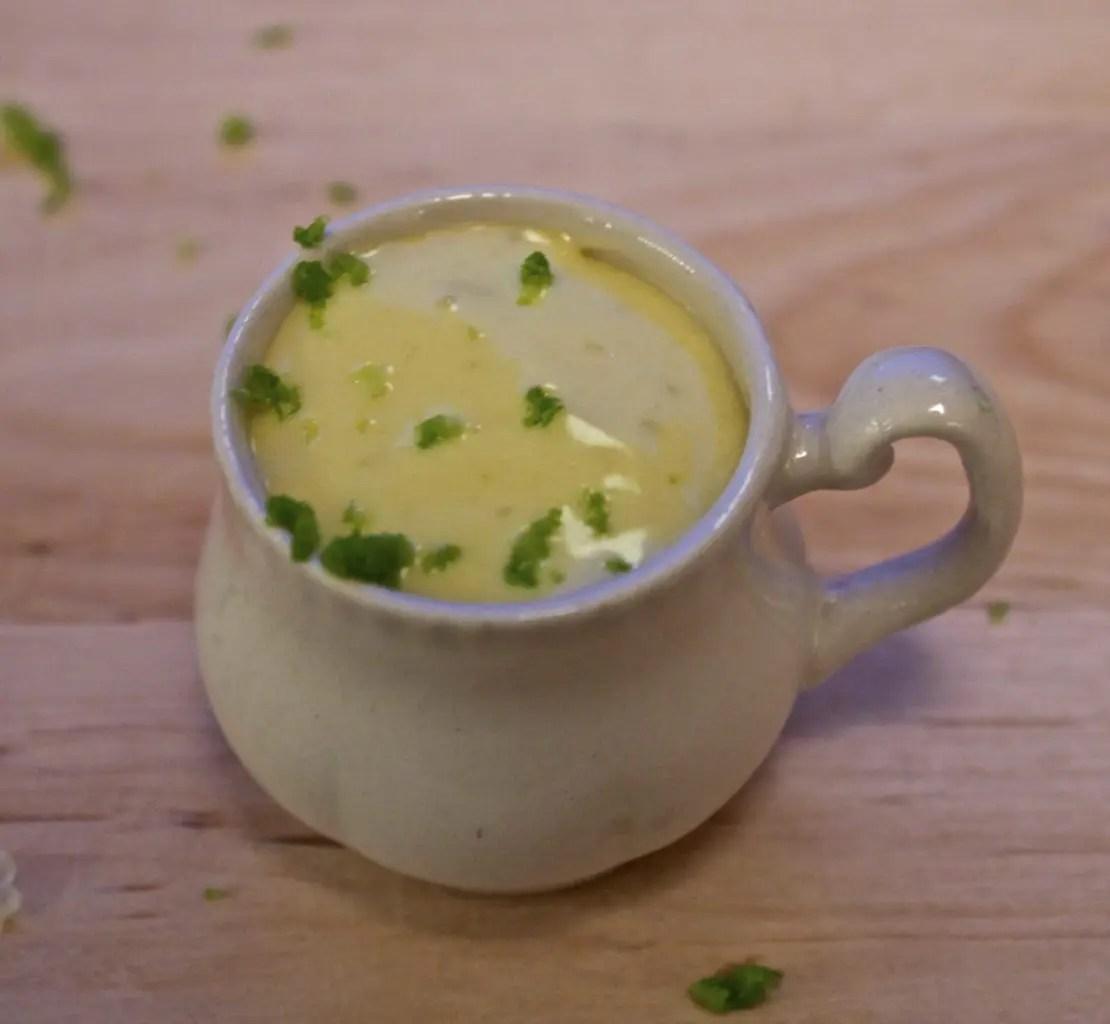 Gluten- og laktosefri limecurd