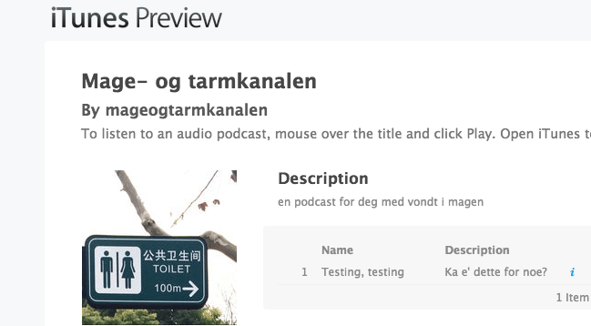 mage- og tarmkanalen podcast