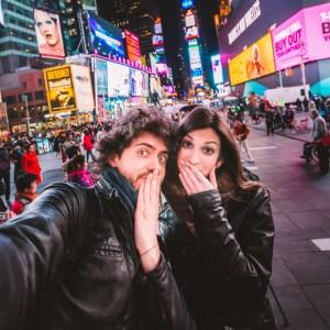 Times Square La Via delle Scimmie
