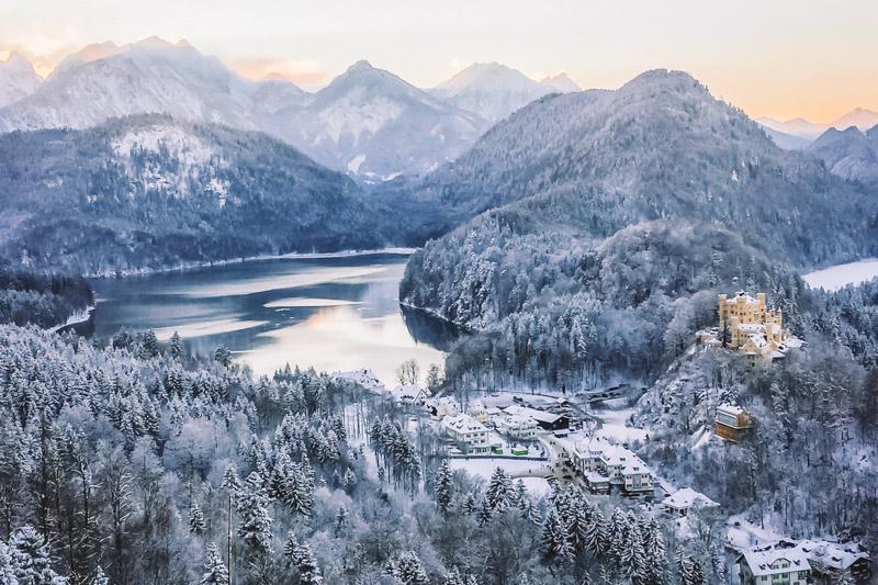 consigli castello di neuschwanstein
