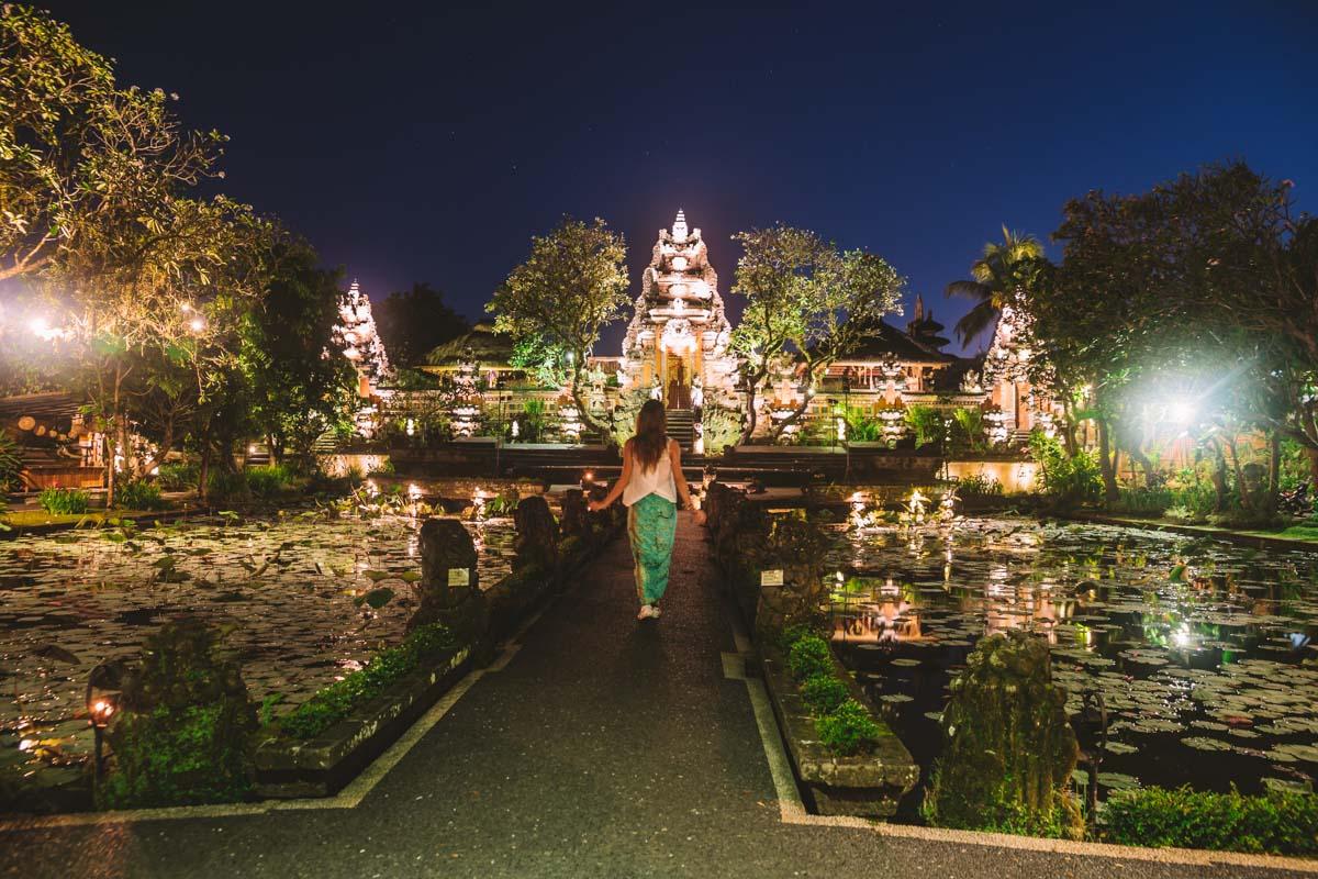 templi più importanti bali ubud water palace