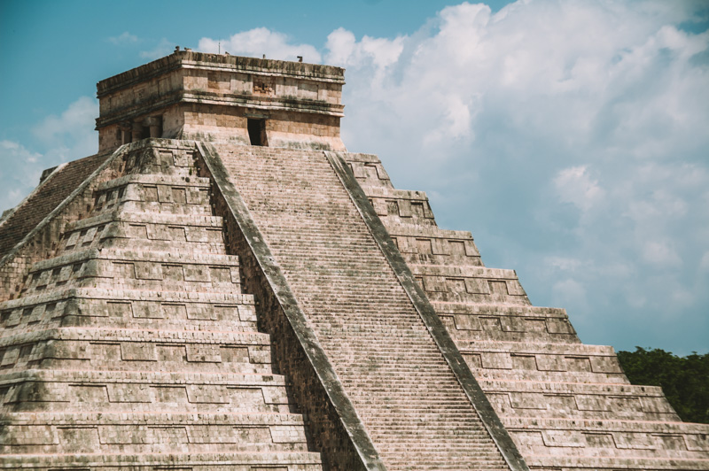 Piramidi Messicane - Chichén Itzá