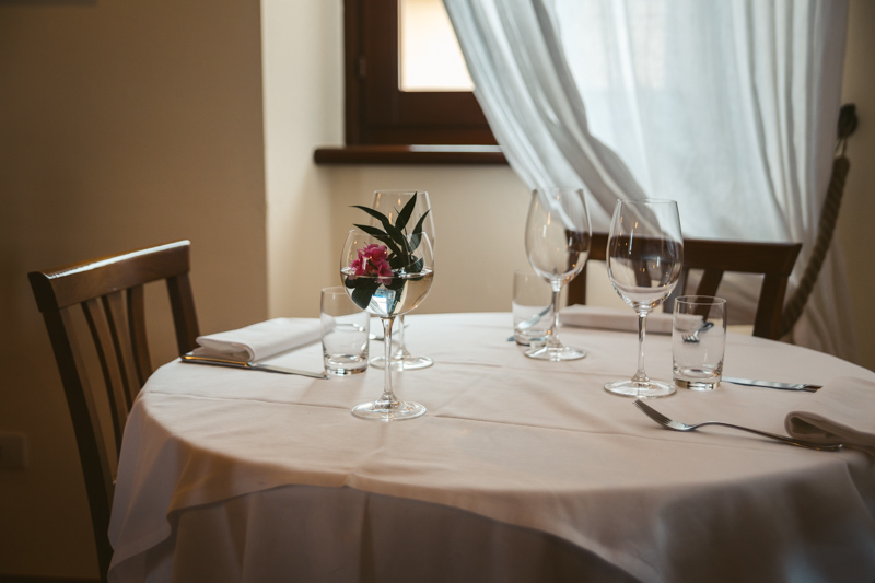 ristorante innovativo mantovano