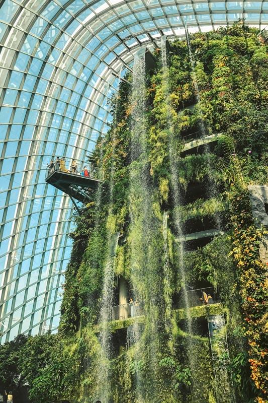 cosa vedere al gardens by the bay di singapore