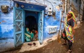 Jodhpur, la città blu dell'India tra poesia e realtà