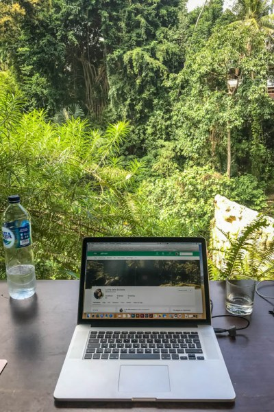 nomadi digitali a ubud