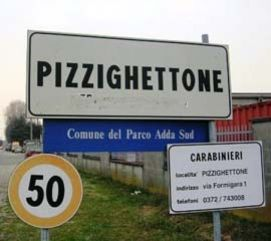 Pizzighettone-cartello