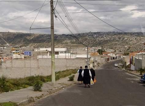 Quito-la via della casa (2)
