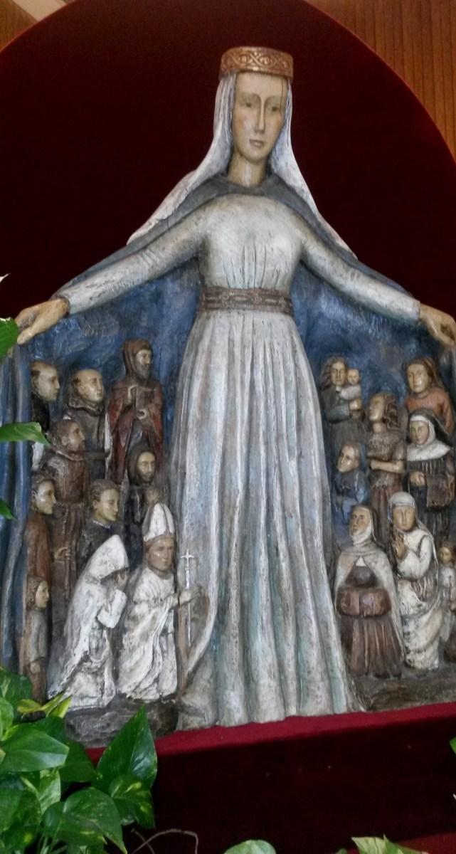 Devozioni mariane tra le FdO: Sub tuum praesidium
