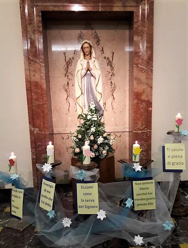 Devozioni mariane tra le FdO: La solennità della Immacolata