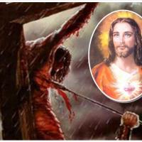 Il Crocifisso e il Sacro Cuore
