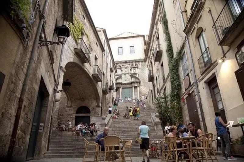 Girona ciudad de cine y escenario de Juego de Tronos
