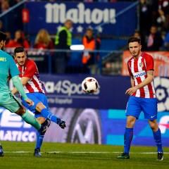 El Atlético nunca se rinde (1-2)