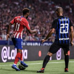 Las mejores imágenes del Atleti-Inter