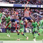 Las mejores imágenes del Atleti-Betis