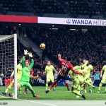 Un paso atrás en Liga y dos adelante en Champions