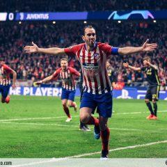Las mejores imágenes del Atleti-Juve