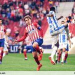 Las mejores fotos del Atleti-Leganés