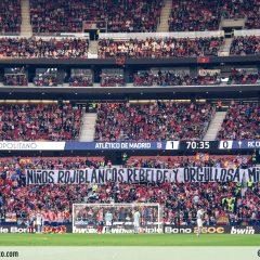 Las mejores imágenes del Atleti-Celta