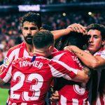 Las mejores imágenes del Atleti-Eibar