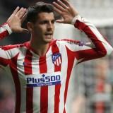 El abrazo de Morata, orgullo rojiblanco