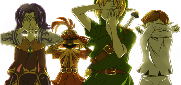 La verdad en las máscaras de Majora's Mask