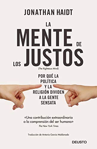 El tercero de mis libros recomendados para empezar bien el año: La mente de los justos
